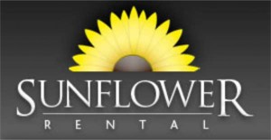 Sunflower Rental Logo